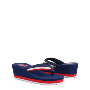 U.S. Polo Assn. Chany Flip Flops Wedge - CHANY4093S0_T1 - Moda Designer Boutique