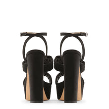 Load image into Gallery viewer, Made in Italia FEDORA Sandals Suede Ankle Strap - Moda Designer Boutique