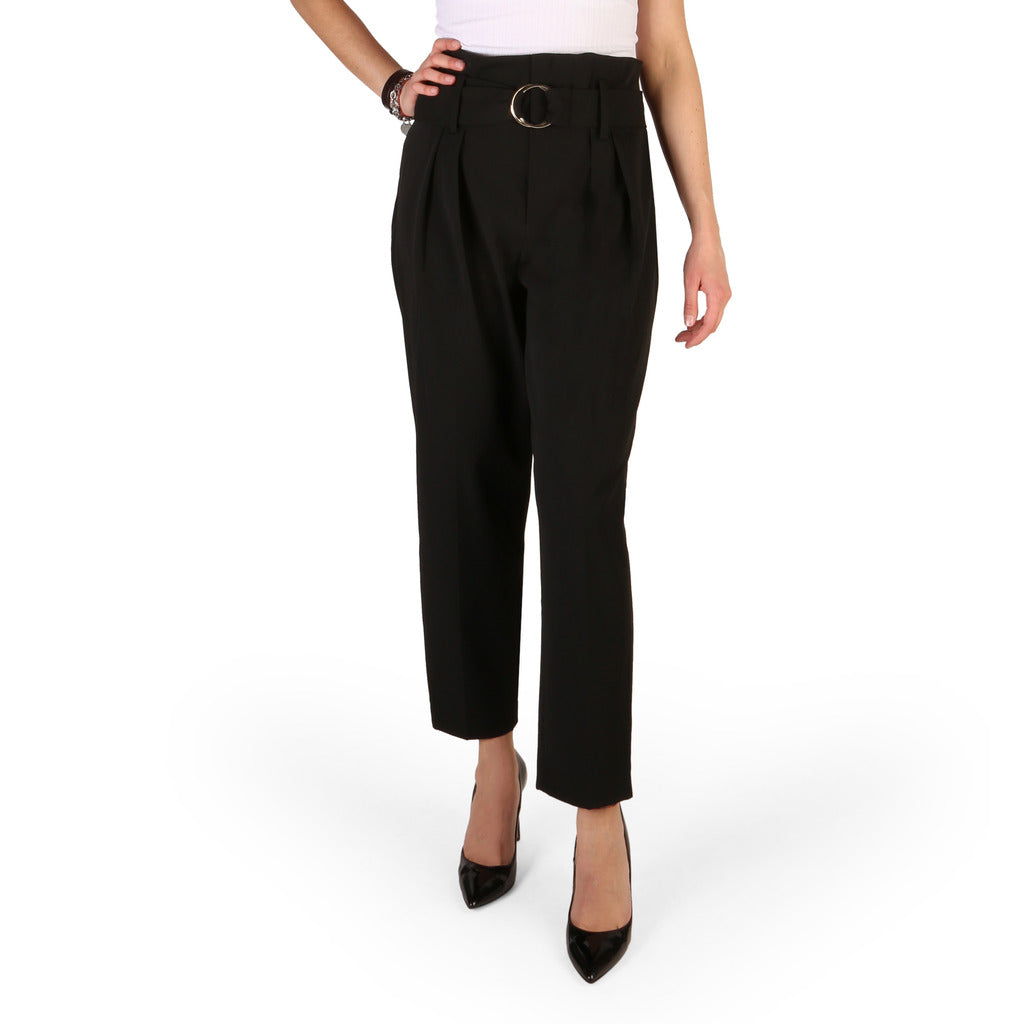 Guess Women's Pants Trousers Black - 82G140_8674Z - Moda Designer Boutique