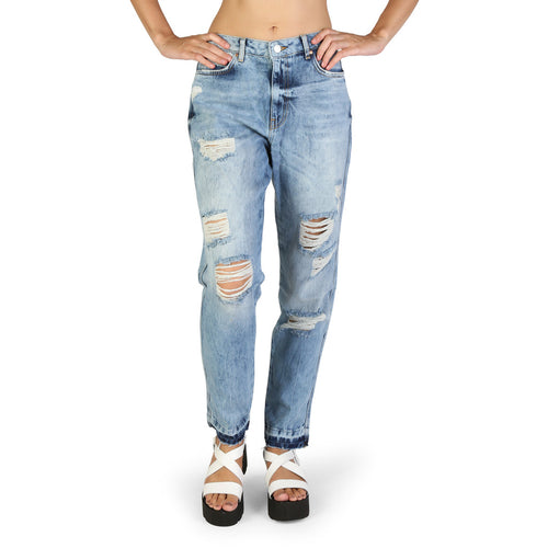 Guess W74A52D2GJ1 Womens Jeans Distressed - Moda Designer Boutique