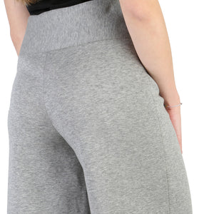 Armani Jeans Women's Trousers Pants Gray - 3Y5P94_5JZBZ - Moda Designer Boutique