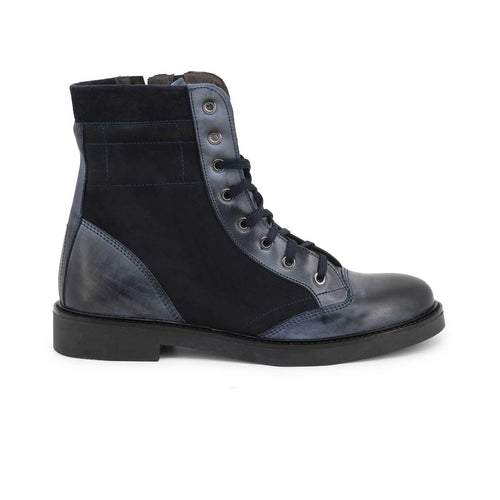 Guido Bassi 2 PELLE Men's Ankle Boots - Moda Designer Boutique