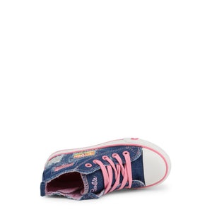 Barbie Kids Sneakers Denim Fabric - BA811 - Moda Designer Boutique