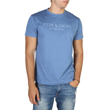 Load image into Gallery viewer, Hackett Men's T-Shirt Logo - HM500320 - Moda Designer Boutique