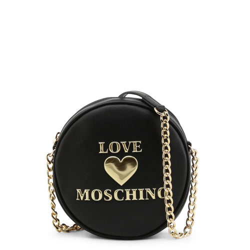 Love Moschino Crossbody Bag Chain Strap Logo - JC4036PP1BLE