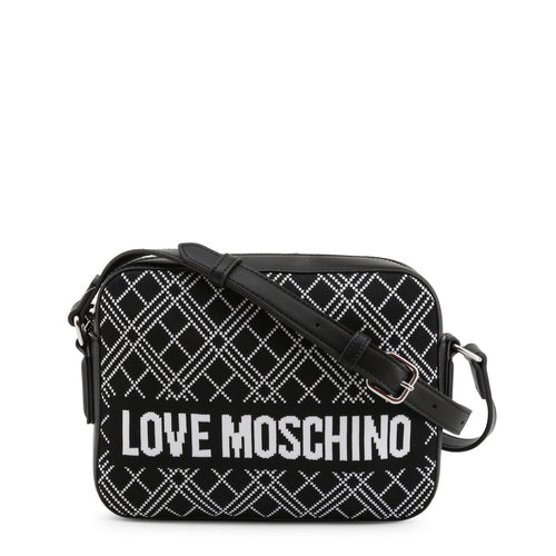 Love Moschino Crossbody Bag Logo - JC4072PP1BLL