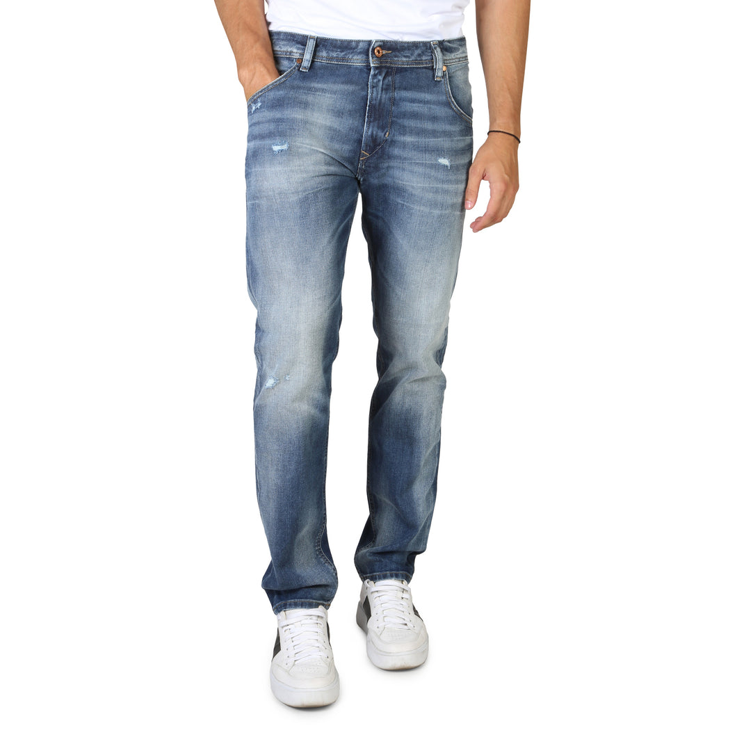 Diesel KRAYVER L32 00S5A4 Men's Jeans Regular Fit Logo - Moda Designer Boutique
