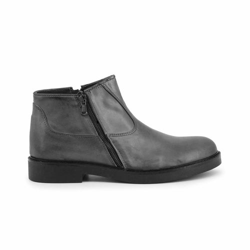 Guido Bassi 3748 CRUST Men's Ankle Boots Leather - Moda Designer Boutique