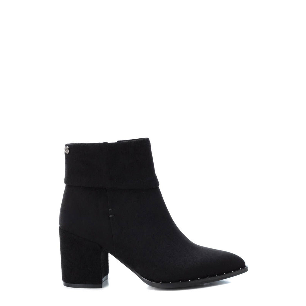 Xti 35118 Ankle Boots Studded - Moda Designer Boutique