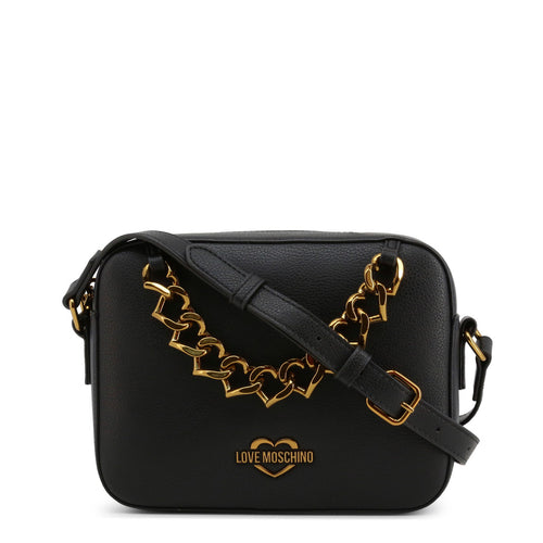Love Moschino Crossbody Bag Logo Chain - JC4097PP1BLO