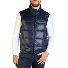 Load image into Gallery viewer, Blauer 3043 Mens Bomber Jacket - Moda Designer Boutique