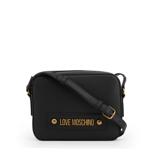 Love Moschino Crossbody Bag Logo - JC4027PP1ALD - Moda Designer Boutique