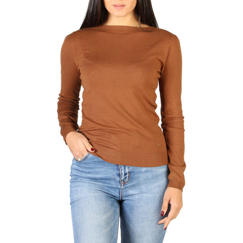 Yes Zee Women's Sweater Logo - 1677_M039_RU00