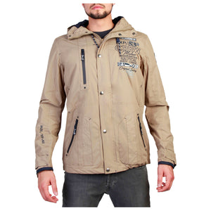 Geographical Norway Clement Man Jacket Hooded - Moda Designer Boutique