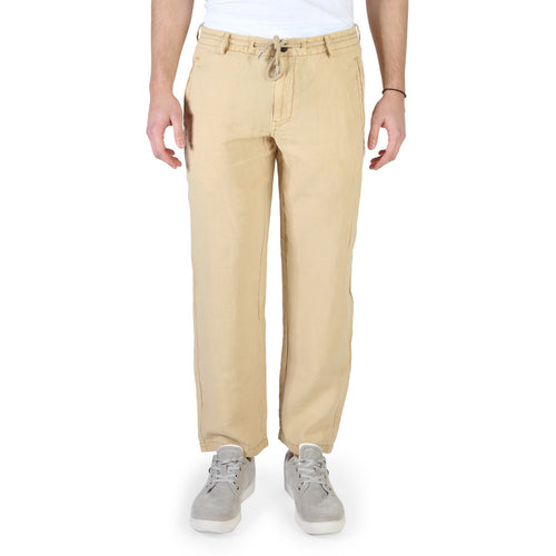 Armani Jeans Men's Trousers Pants - 3Y6P56_6NDMZ - Moda Designer Boutique
