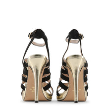 Load image into Gallery viewer, Made in Italia CLEO Sandals Heels Ankle Strap Leather - Moda Designer Boutique