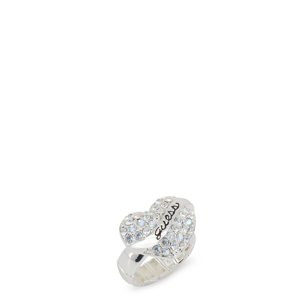 Guess UBR11006 Ring Stainless Steel Rhinestones - Moda Designer Boutique