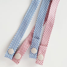 Load image into Gallery viewer, Face Mask Straps (Checkered) Clearance