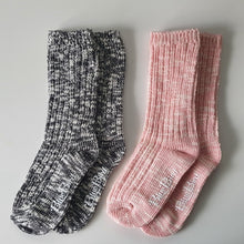 Load image into Gallery viewer, Cozy knit socks for kids