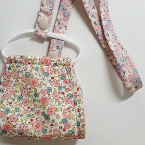 Face Mask Straps (Flower)