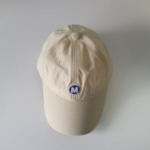 Plain baseball cap (kids) - 4 Colors