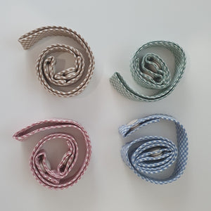 Face Mask Straps (Checkered) Clearance