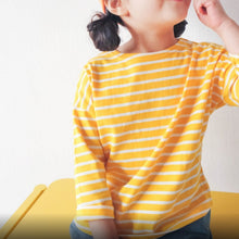 Load image into Gallery viewer, striped t-shirts kids