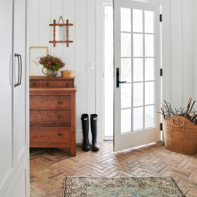 The Anatomy of a Perfect Entryway