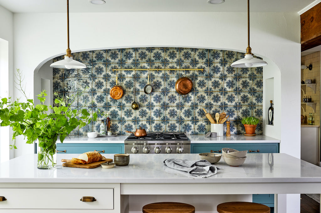 Unique Kitchens and Baths, Great Falls Virginia, Passerine Vintage Rugs