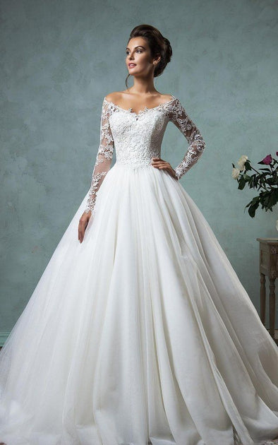Fashion And Beautiful Lalamira Wedding Dresses For Girl