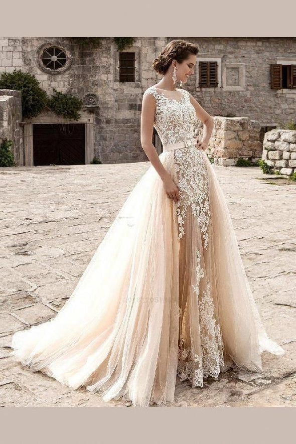 Fashion And Beautiful Affordable Wedding Dresses Online For Girl
