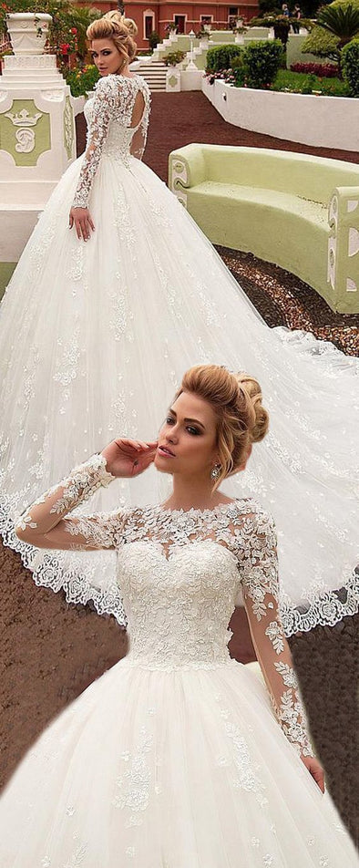 Fashion And Beautiful Elegant Dresses For Wedding For Girl
