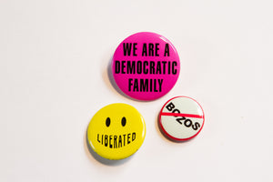 We Are a Democratic Family