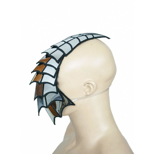 Scorpion cyber goggles futuristic, sci fi, cyber eyewear, mask, goggles, face mask, spiderman