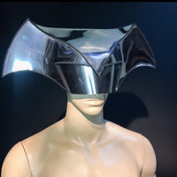 King Cobra helmet , futuristic goggles, alien headpiece , out of space warrior eyewear , cobra mask