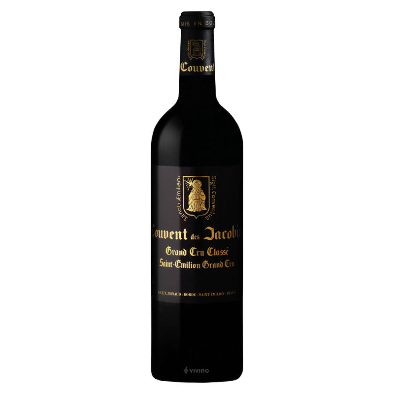 Couvent des Jacobins Saint Emilion Grand Cru Classé 2012 (Red Wine)