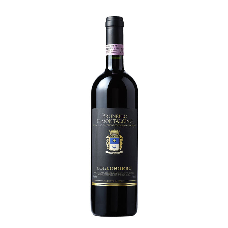 Tenuta Di Collosorbo Brunello Di Montalcino Docg 2014 (Red Wine)
