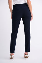 Joseph Ribkoff Midnight Blue Slim Fit Pants  Style 171094