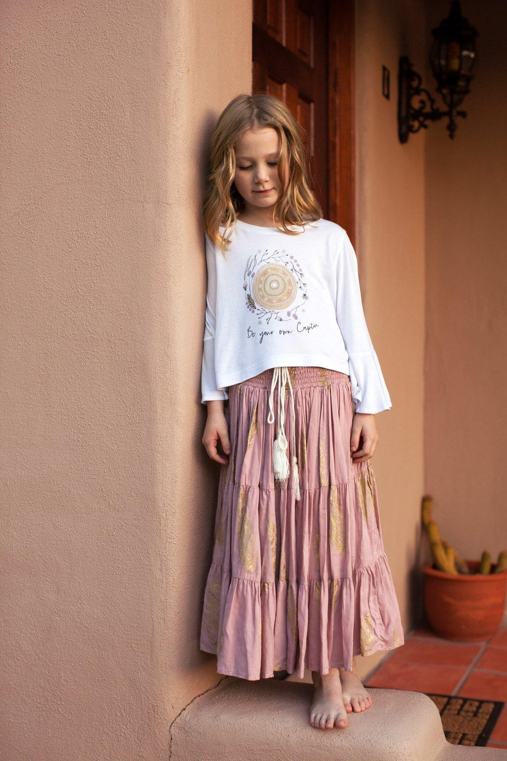 The Poet Skirt