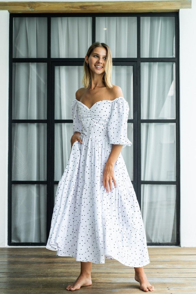 The Romance Dress - Fairytale White