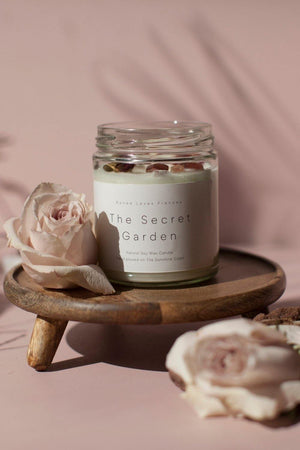 The Secret Garden Soy Candle