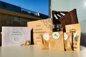 Box Healthy On S'engrainait | 0% de calorie, 100% de facilité