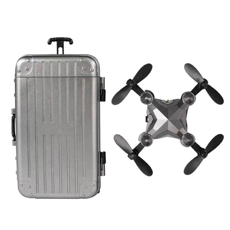 Foldable Mini Suitcase Drone