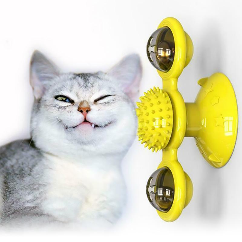 Windmill Cat Toy