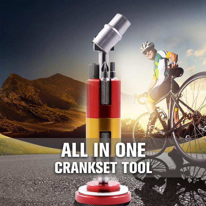 All In One Crankset Tool