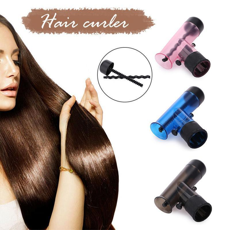 Automatic Hair Air Curler