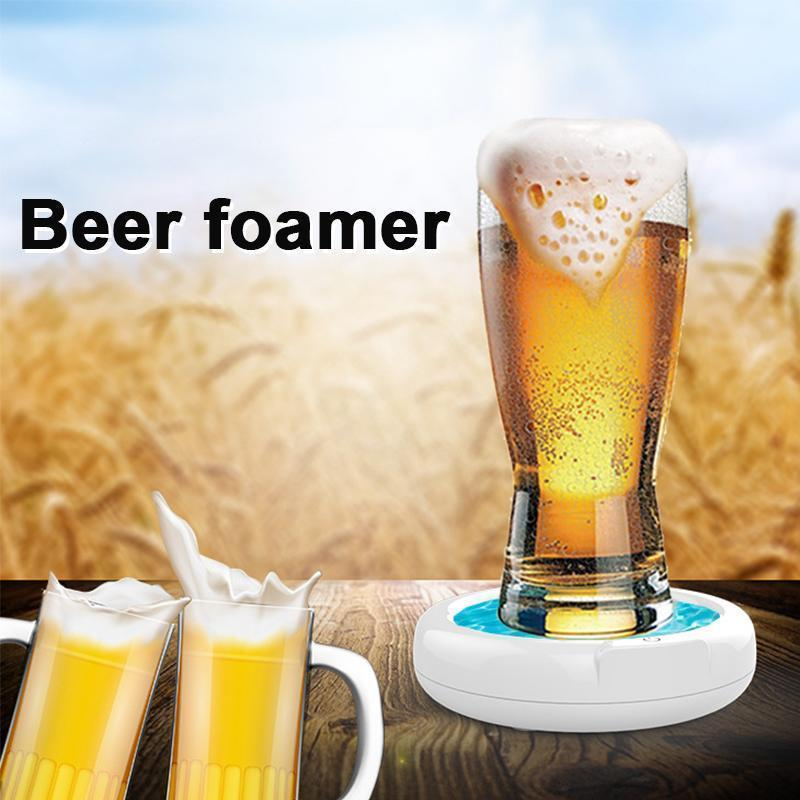 haloera™  Ultrasonic Beer Foamer