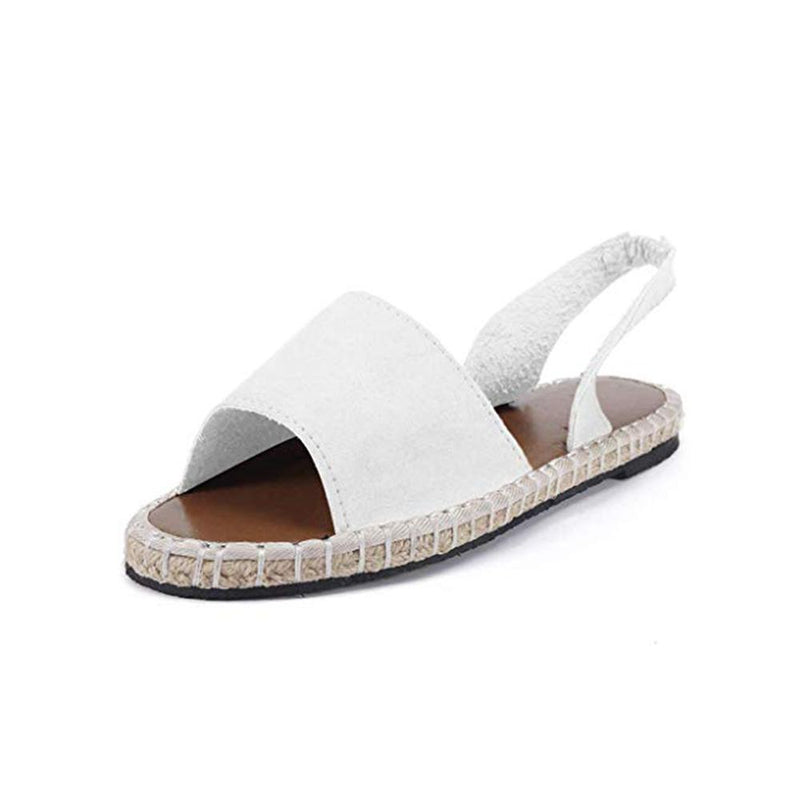 Casual Beach Peep Toe Sandals