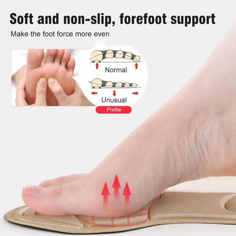 2 In 1 Soft Massage High Heel Pad