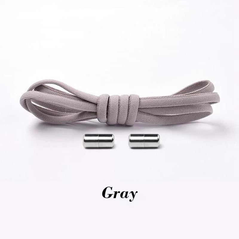 haloera™ No Tie Shoelaces with Metal Capsule